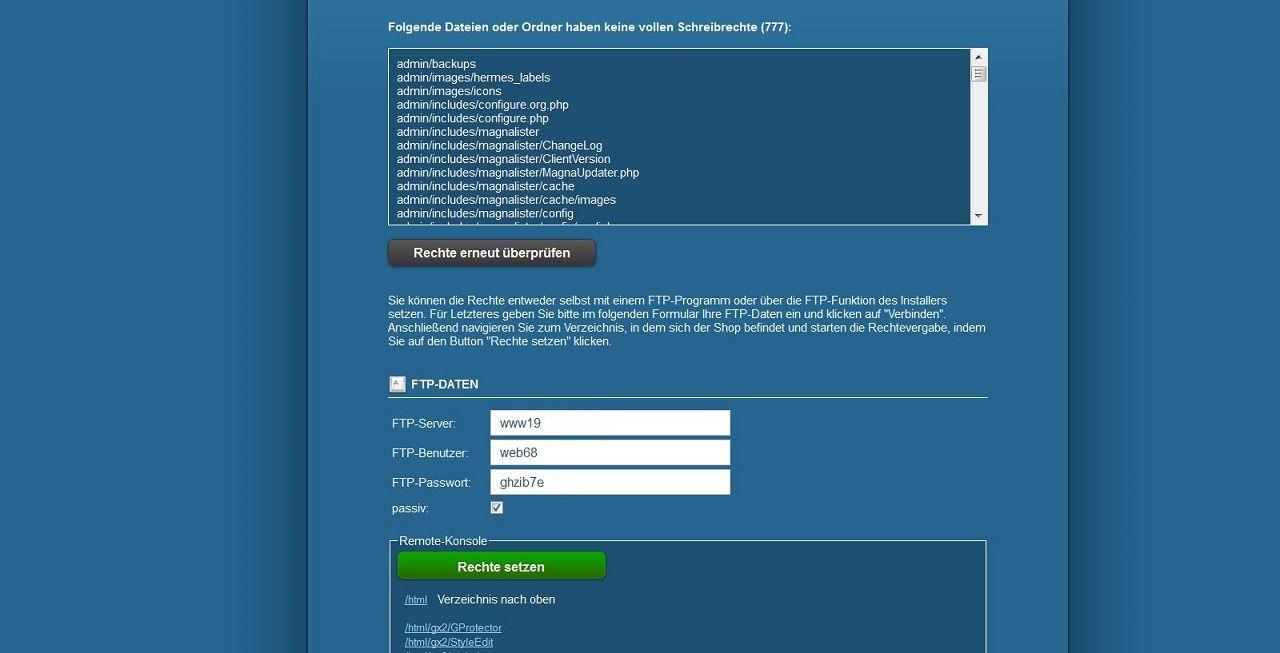 FTP-Rechte-setzen