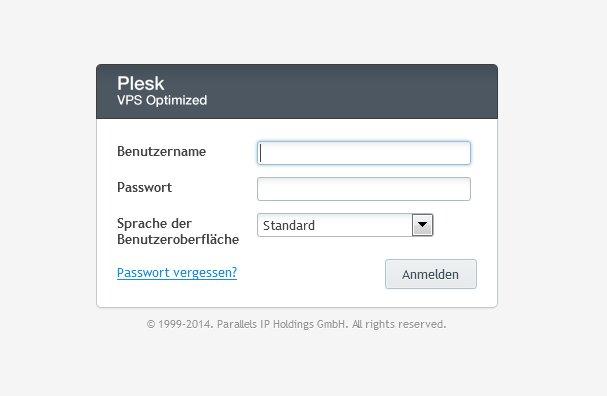 Plesk-Passwort-vergessen-1