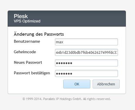 Plesk-Passwort-vergessen-3