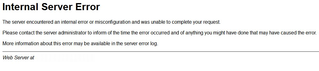 internal-server-error-500
