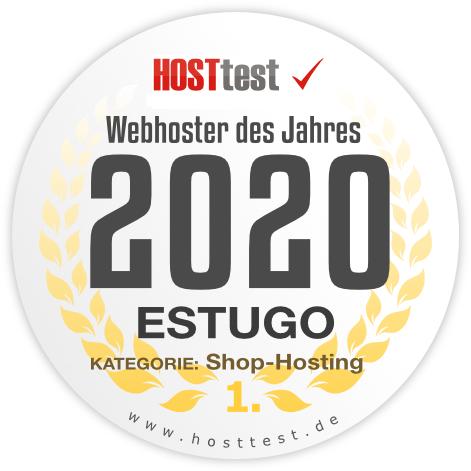 Webhoster des Jahres